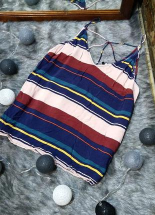 Топ блуза кофточка майка на бретелях new look