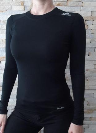 Женская кофта adidas techfit climalite