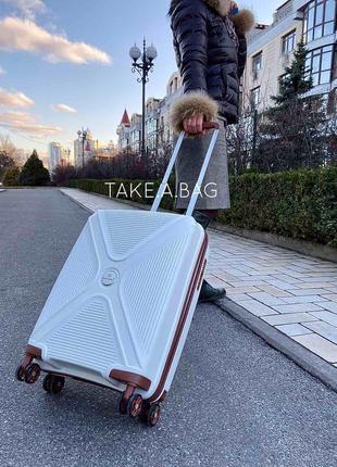 Супер легкий французский чемодан