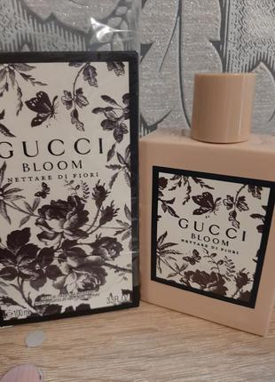 ☆оригинал☆100мл gucci bloom nettare di fiori  парфюмированная вода