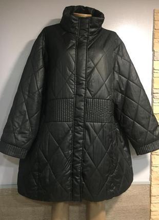 Куртка стеганая новая большой размер ❤️❤️523