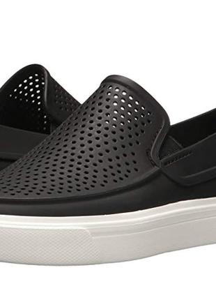 Слипоны crocs m7