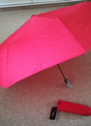 Зонтик красный