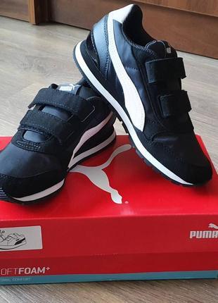 Кроссовки для девочки puma р.33