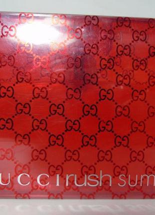 Gucci rush summer, edt 50ml