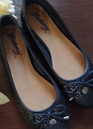 Новые балетки туфельки