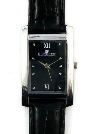 H. steinway officially certified chronometer часы из сша мех. singapore