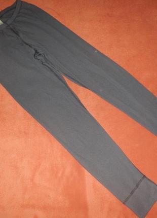 Термобелье штаны odlo р.44-46(s) лосины подштанники
