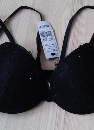 Бюстгальтер intimissimi lingerie 75b push-up