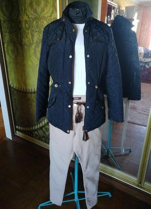 Курточка стеганая