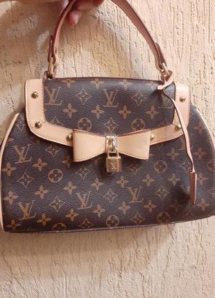 Louis vuitton винтажная сумка
