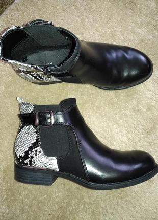 Суперовые ботиночки деми состояние новых