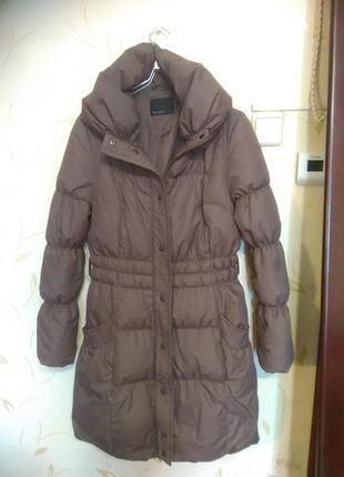 Пальто женское зимнее пуховик
