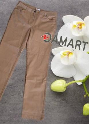🐞🐞damart by thermolactyl стильные летние брюки карамельно миндального цвета  14🐞🐞