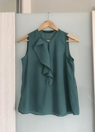 Блузка-топ zara basic
