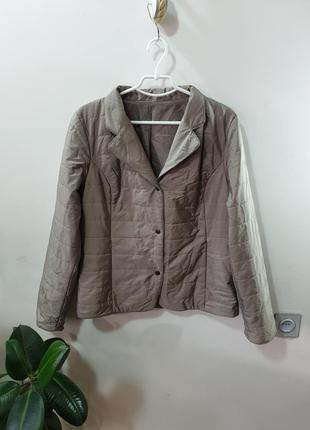 Легкая куртка пиджак италия