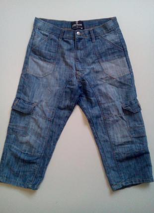 Бріджи джинсові.