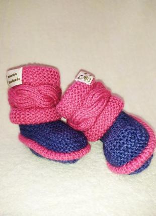 Пинетки сапожки тапочки носочки