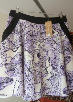 """Женская юбка francеsca""""s ( италия ) размер l"""