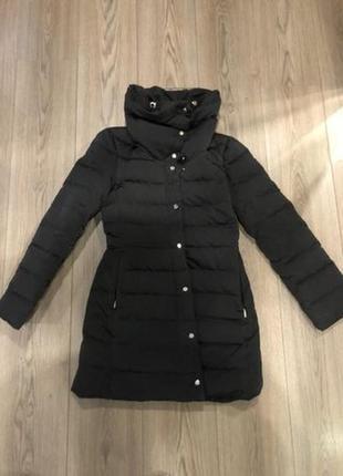 Куртка парка пальто пуховик дутая