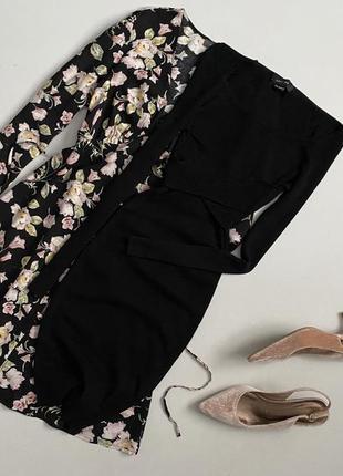 Идеальное базовое платье в рубчик lost ink