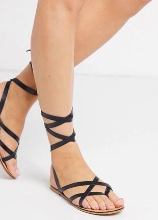 Кожаные сандалии2 фото