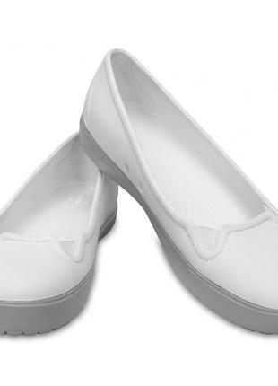 Балетки crocs оригинал размер w10