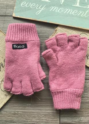 Термо митенки перчатки floso s/m