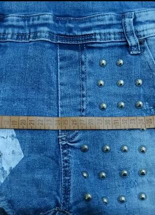 Классный джинсовый комбенизон