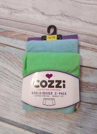 Трусы детские на девочку шорты cozzi