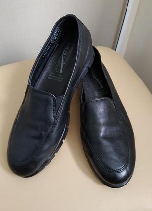 39 р. medicus кожаные мягкие комфортные туфли мокасины