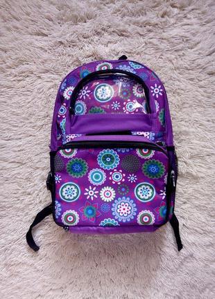 Новый рюкзак, портфель с термо-оргазайзером ортопедическая спинка