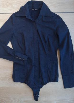 Брендовая рубашка - комбидрес brian dales