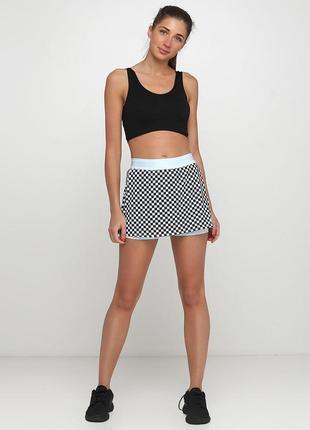 Спортивные юбки платье nike court performance dry skirt str оригинал! - 30%