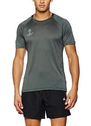 Оригинальная футболка из свежих коллекций adidas ® men's uefa champions
