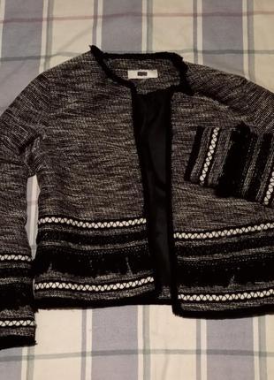 Пиджак букле, с,м