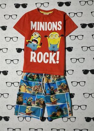 Комплект шорты , футболка