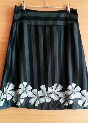 Атласная юбка vero moda 🌺🌺🌺