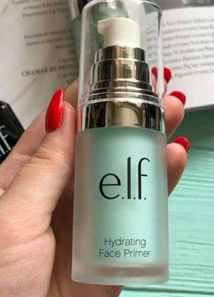 Увлажняющий праймер для лица e.l.f. cosmetics, hydrating face primer