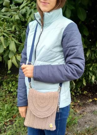 Женская повседневная сумка через плечо