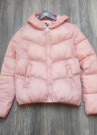 Куртка пуффер зефир пуховик пальто дутая