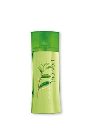 """Кельнская вода ив роше yves rocher """"зеленый чай""""."""