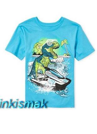 Фирменная футболка children's place сша