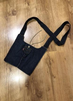 Крутая сумка levis