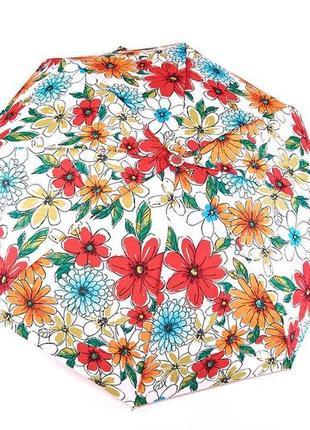 Женский яркий компактный мини зонт rst umbrella