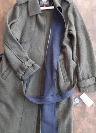 Пальто vince camuto шерстяное