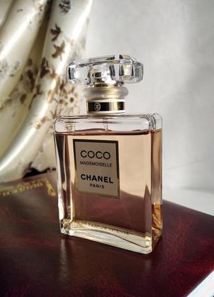 Chanel coco mademoiselle intense, eau de parfum