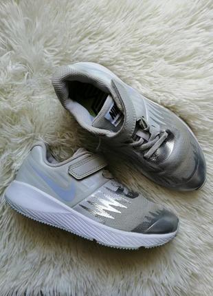 Фирменные кроссовки nike run 31 р.