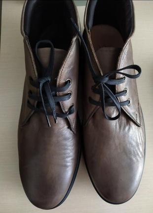 Ботинки stabile (италия).