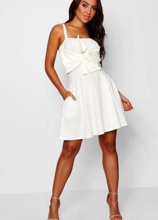 Boohoo, новинка лето 2020, эксклюзивное платье размер 44-46